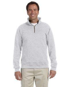 Jerzees Adult Super Sweats® NuBlend® Fleece Quarter-Zip Pullover