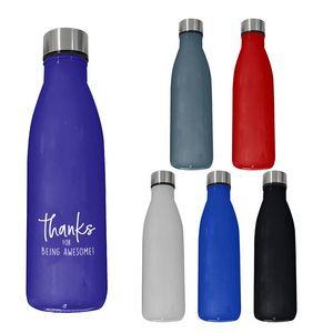 21 Oz. Glass Swiggy Bottle