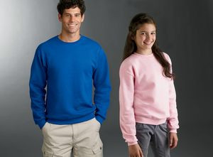 Jerzees Youth NuBlend® Fleece Crew