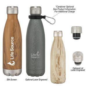 16 Oz. Woodtone Swiggy Bottle
