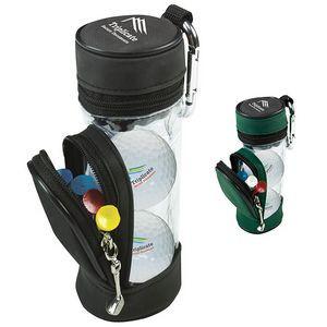 Titleist® Mini Golf Bag w/DT TruSoft™ Golf Balls & 5 Tees