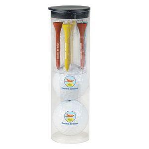 Titleist® Par Pack w/2 Balls-N-Tees Titleist® TruSoft™ Golf Ball