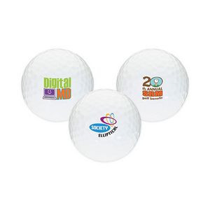 BIC Graphic® White Golf Ball