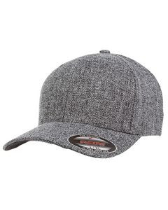 Yupoong Adult Poly Mélange Heather Stretch Cap