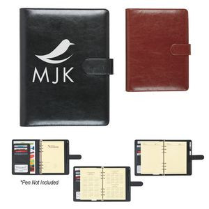 Leather Look Personal Binder