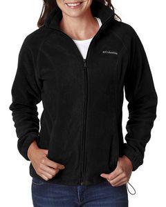 Columbia Ladies' Benton Springs? Full-Zip Fleece