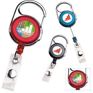 BIC Graphic® Carabiner Retractable Badge Holder