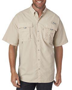 Columbia Men's Bahama? II Short-Sleeve Shirt