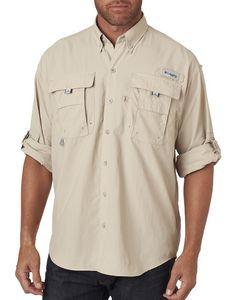 Columbia Men's Bahama? II Long-Sleeve Shirt