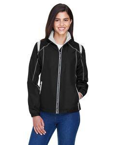 NORTH END Ladies' Endurance Lightweight Colorblock Jacket