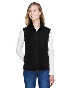 NORTH END Ladies' Voyage Fleece Vest