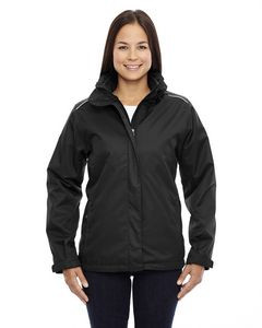 CORE 365 Ladies' Region 3-in-1 Jacket with Fleece Liner