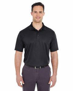 ULTRACLUB Men's Tall Cool & Dry Mesh Piqué Polo