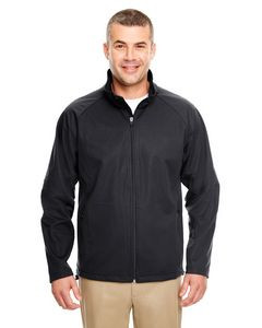 ULTRACLUB Adult Two-Tone Soft Shell Jacket