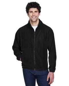 ULTRACLUB Men's Iceberg Fleece Full-Zip Jacket