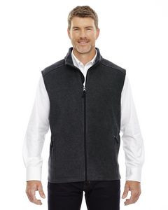 CORE 365 Men's Tall Journey Fleece Vest