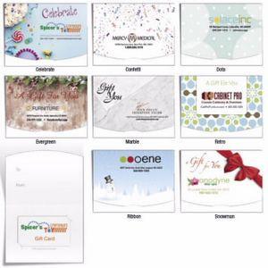 Good Value® Gift Card Holder