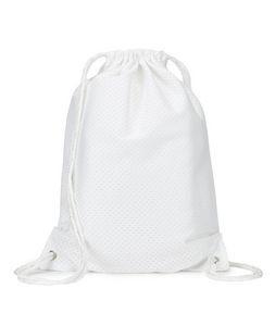 Liberty Bags Jersey Mesh Drawstring Backpack