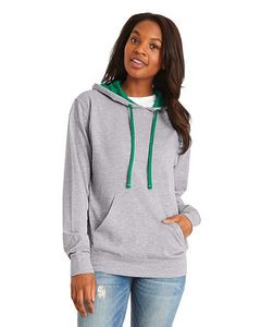 NEXT LEVEL APPAREL Unisex French Terry Pullover Hoodie