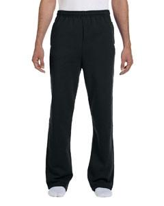 Jerzees Adult NuBlend® Open-Bottom Fleece Sweatpants