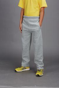 Jerzees Youth NuBlend® Open-Bottom Fleece Sweatpants