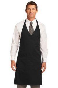 Port Authority® Easy Care Tuxedo Apron w/Stain Release