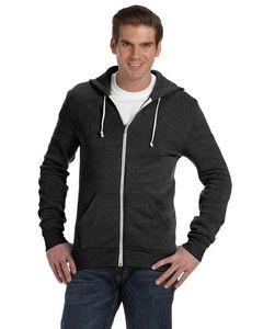 Alternative Men's Rocky Eco-Fleece Zip Hoodie