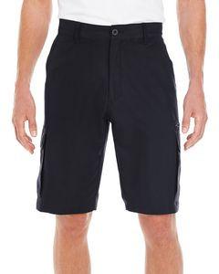 Burnside Men's Microfiber Cargo Short