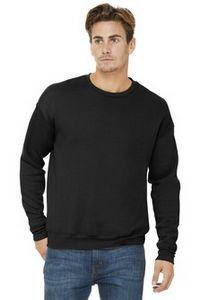 Bella+Canvas® Unisex Sponge Fleece Drop Shoulder Sweatshirt