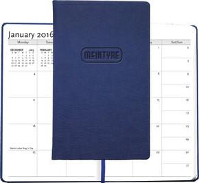 """Medium Casebound Hybrids™ Bohemian™ Textured Journal w/Planner (5""""x8.5"""")"""