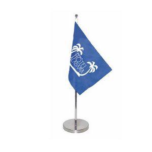 Single Table Top Flag