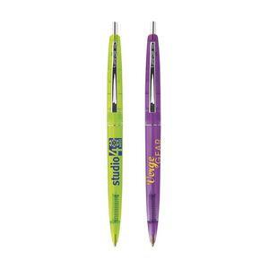 BIC® Clear Clic™ Pen