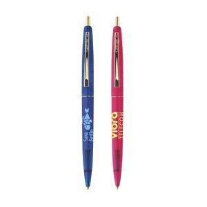 BIC® Clear Clic™ Gold Pen