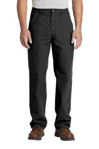Carhartt® Washed-Duck Work Dungaree Pants