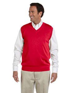 Devon and Jones Adult V-Neck Vest