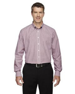 Devon and Jones Men's Crown Woven Collection® Banker Stripe