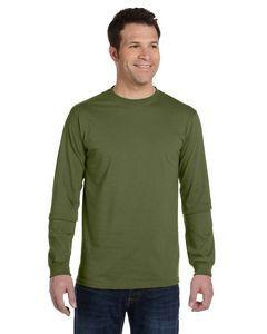 Econscious - Big Accessories Men's 100% Organic Cotton Classic Long-Sleeve T-Shirt