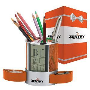 Impressa Clock / Organizer & Packaging
