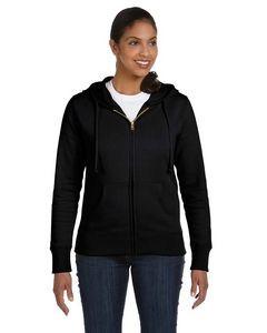 Econscious - Big Accessories Ladies' Organic/Recycled Full-Zip Hooded Sweatshirt