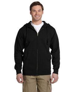 Econscious - Big Accessories Men's Organic/Recycled Full-Zip Hooded Sweatshirt