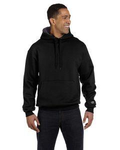 Econscious - Big Accessories Men's Organic/Recycled Heathered Full-Zip Hooded Sweatshirt