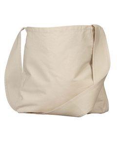 Econscious - Big Accessories Organic Cotton Canvas Farmer'sMarket Bag