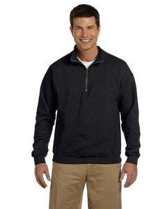 Gildan Adult Heavy Blend? Adult Vintage Cadet Collar Sweatshirt