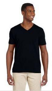 Gildan Adult Softstyle® V-Neck T-Shirt
