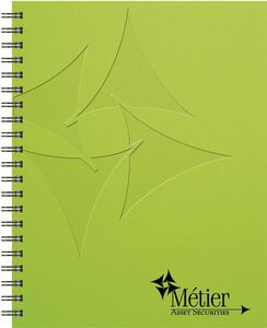 """Classic Large Wire Bound Hybrid Planners™ (8.5""""x11"""")"""