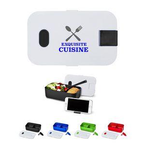 Bento Style Plastic Lunch Box