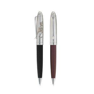 BIC® Leather Ballpoint Pen