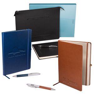Tuscany™ Creative Notetaker/Organizer Combo