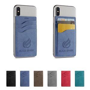 Nuba RFID 3 Pocket Phone Wallet
