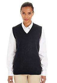 Harriton Ladies' Pilbloc? V-Neck Sweater Vest